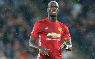 Scholes wants to see Carrick-Pogba partnership at Man Utd