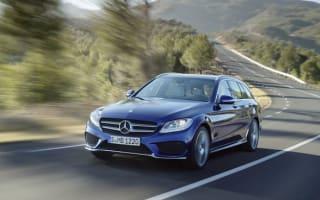 Mercedes unveils new C-Class Estate