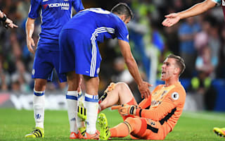 Referee 'made the right decision' with Costa - Conte