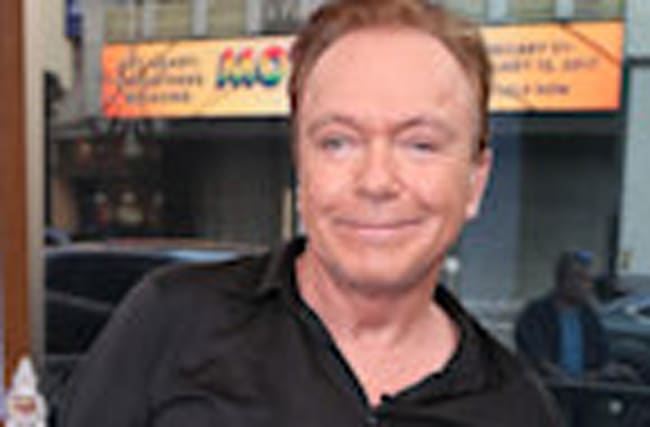 David Cassidy Admits He's Battling Dementia Says He 'Always Knew' the Diagnosis Was Coming