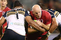Cheika to stick with Moore as Wallabies captain