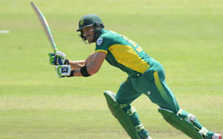 Du Plessis and Miller to the rescue for Proteas