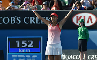 Zhang living a dream in Melbourne