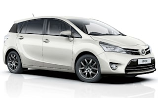 Toyota Verso MPV gains DVD players for rear passengers