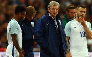 Parlour urges Hodgson's England to attack