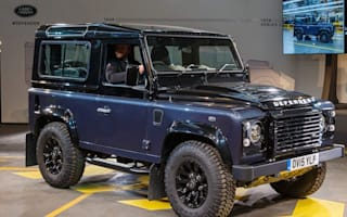 Chemicals tycoon Jim Ratcliffe plans Defender revival