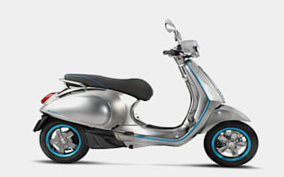 Vespa reveals electric version of its iconic scooter