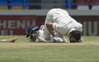 Double-century for Kohli as India pummel Windies