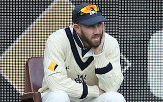 Maxwell fined for Wade criticism