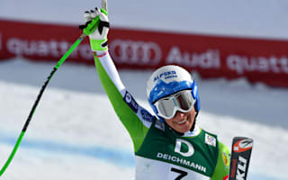 Stuhec enhances downhill reputation with St Moritz gold