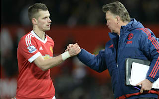 Van Gaal keen to play down Schneiderlin showing
