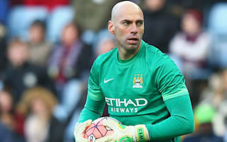 Caballero's 'desire' to start League Cup final
