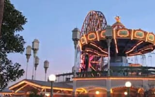 Time-lapse video shows magic of Disneyland over entire year