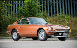 Rare un-modified Datsun 260Z goes under the hammer