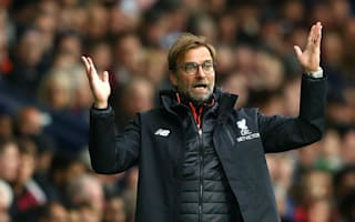I wanted 4-0 after 86 minutes - Liverpool boss Klopp never comfortable at West Brom