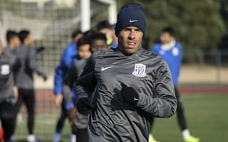Tevez denies he's highest-paid player after CSL move