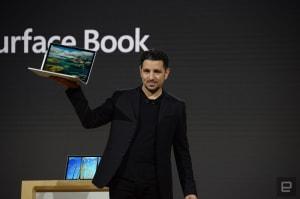 El nuevo Surface Book esconde un poderoso Core i7 y más batería