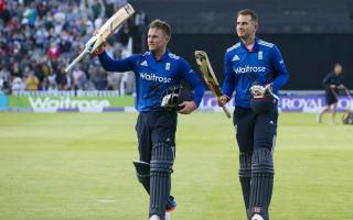 Centurions Hales and Roy humiliate Sri Lanka