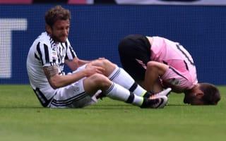 Allegri flags October return for Marchisio