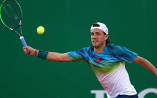 Refreshed Pouille ousts Goffin in Madrid, batman Mayer bows out
