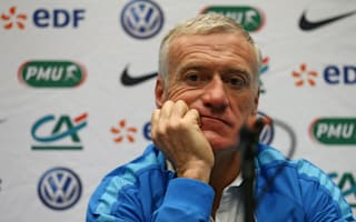 Deschamps to take legal action against Cantona
