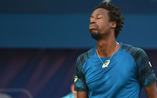 Monfils among departing seeds in Munich