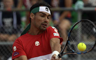 Fognini ends Argentina's Davis Cup defence in five-set thriller