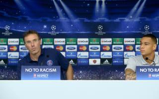 Van der Wiel takes aim at Blanc after PSG exit