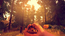 El bonito juego indie 'Firewatch' podría llegar a los cines