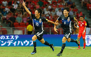 Singapore 0 Japan 3: Honda inspires dominant victory