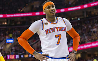 Carmelo Anthony: Chips will be on table in chat with Phil Jackson