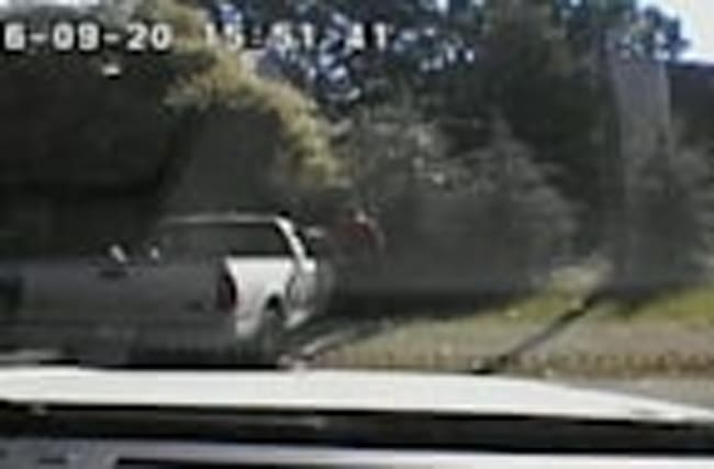 Raw: NC Police Release Shooting Footage