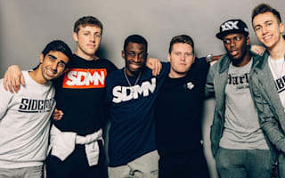 Watch live as the Sidemen join us on AOL Build UK