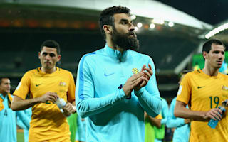 Socceroos skipper Jedinak doing everything he can to prove fitness