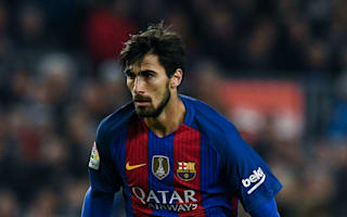 Andre Gomes can play in Busquets role, insists Luis Enrique