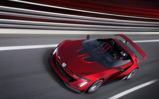 Volkswagen unveils bonkers 496bhp GTI Roadster Concept