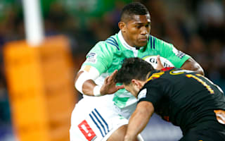 Naholo back with a bang as Highlanders end Chiefs' streak