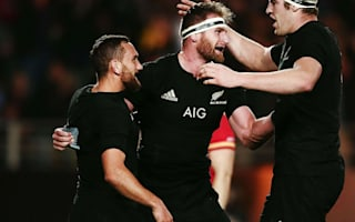 Plenty to work on for All Blacks - Read