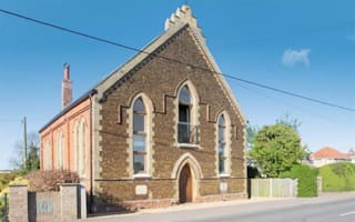The converted church: Could you live in a house like this?