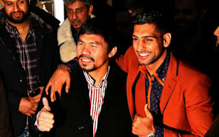 Pacquiao-Khan bout agreed for April
