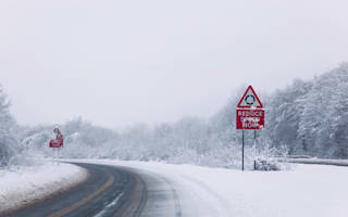 Drivers paying price as winter sees rise in crashes