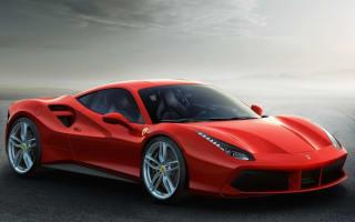 Ferrari 488 GTB revealed