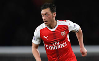 Arsenal 3 West Ham 0: Ozil answers critics with goal and assist