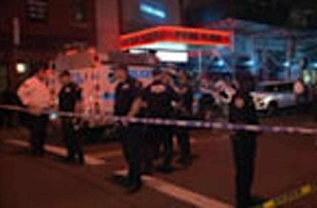 Man killed, three hurt in NYC rap concert shooting