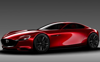 Mazda's new RX-9 rotary sports car could have 400bhp