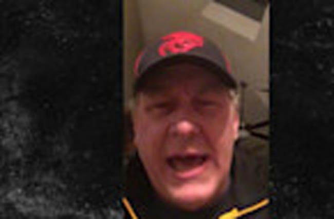 CURT SCHILLING -- I WAS TOTALLY INVITED TO INAUGURATION... Here's Why I Skipped It