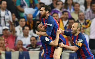 Messi feels Clasico win an important step towards LaLiga glory