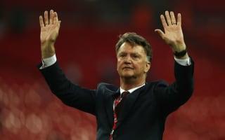 Van Gaal blames Netherlands players for Blind failure