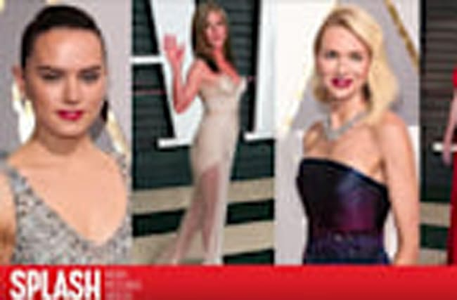 A Look at Some of the Academy Awards' Best Dressed