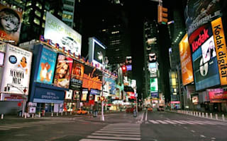 New York: Times Square pedestrianised